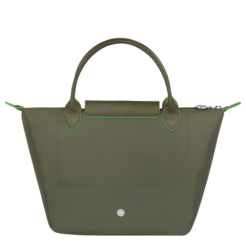 Top handle bag S, Longchamp Green - View 3 of 5 -