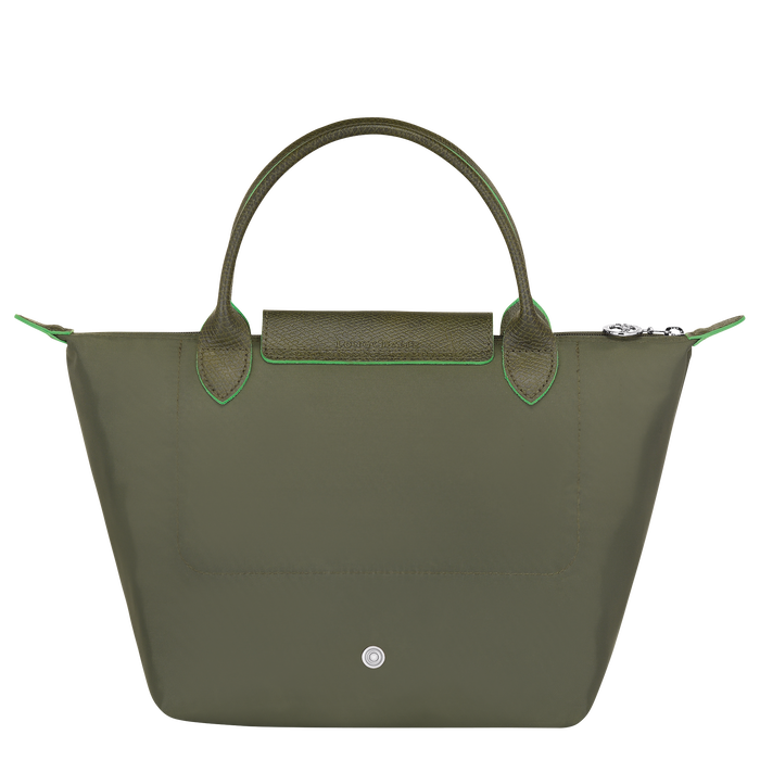 Top handle bag S, Longchamp Green - View 3 of 5 - zoom in
