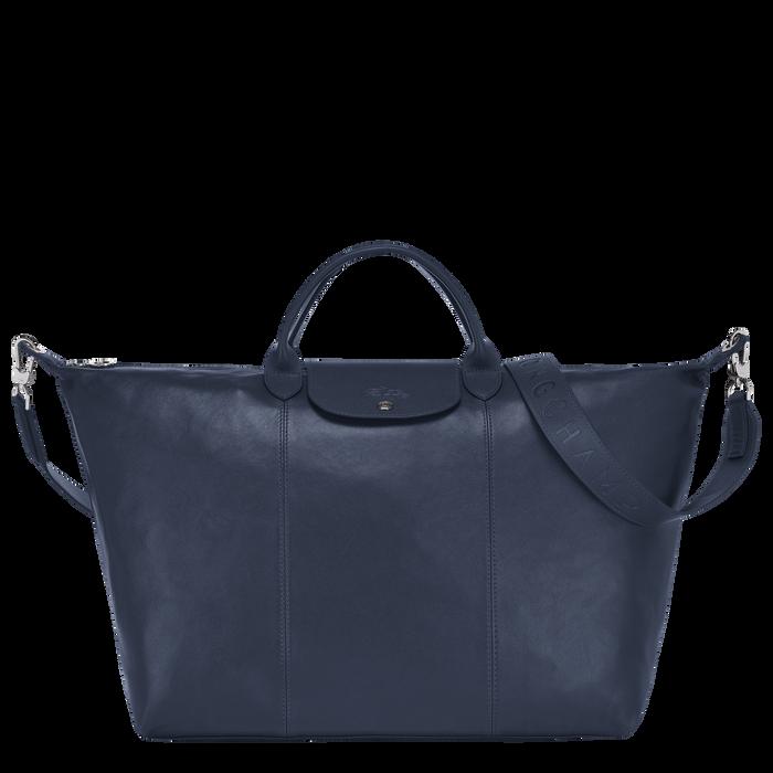 Bolsa de viaje L, Azul oscuro - Vista 1 de 3 - ampliar el zoom
