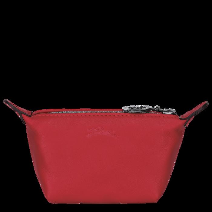 Le Pliage Cuir Coin purse, Red