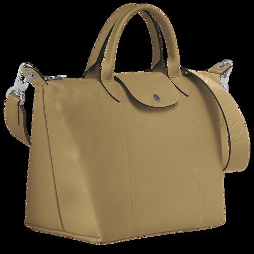 Tas met handgreep aan de bovenkant M, Kaki - Weergave 2 van  8.0 -