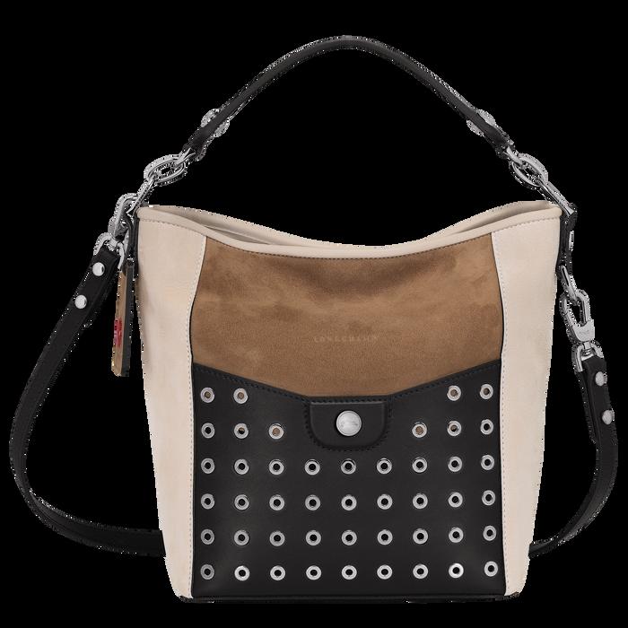 Bucket bag S Mademoiselle Longchamp Black (10080HRJ001) | Longchamp US