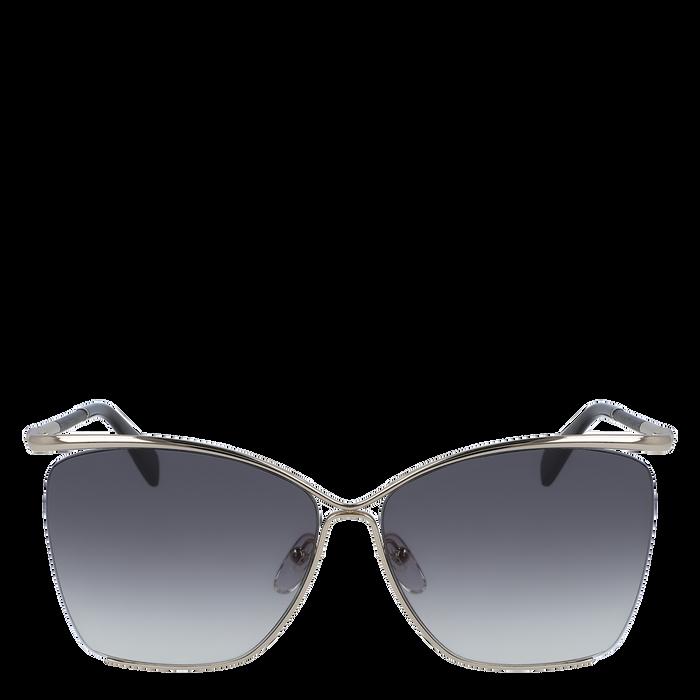 Gafas de sol, Oro/Negro, hi-res - View 1 of 2