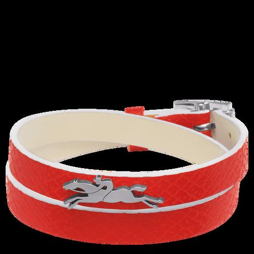 Dubbele armband, 608 Vermiljoenrood, hi-res