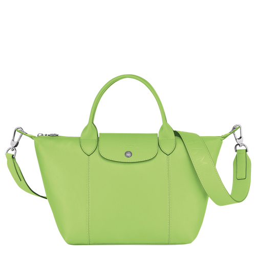 Bolso con asa superior S, Verde - Vista 1 de 3 -