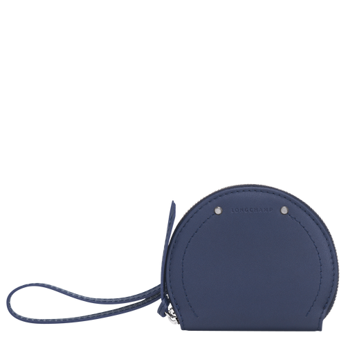 Coin purse, Navy, hi-res - View 1 of 3
