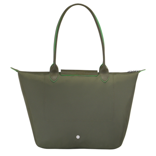 Le Pliage Club Shopper L, Longchamp-Grün