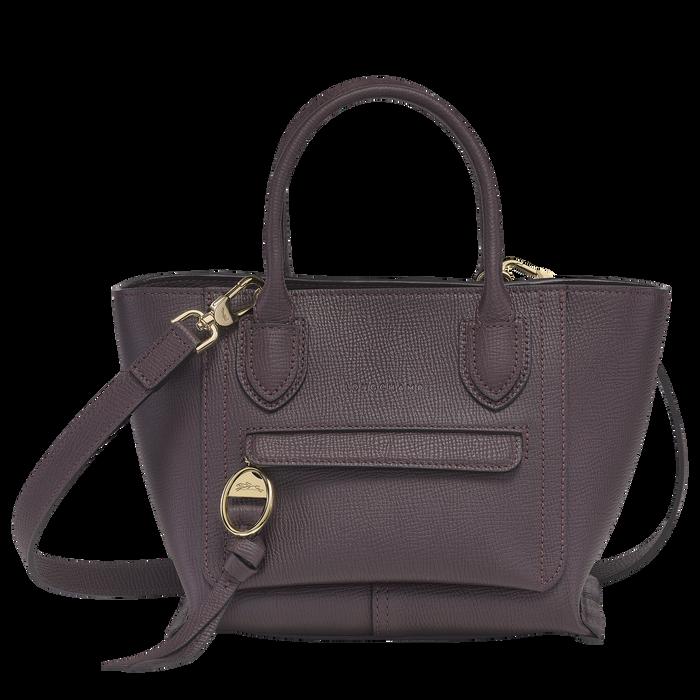 Handtasche S, Aubergine - Ansicht 1 von 4 - Zoom vergrößern