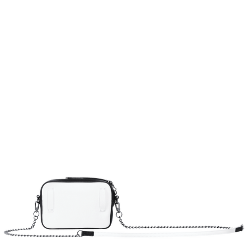Crossbody bag, White, hi-res - View 3 of 3
