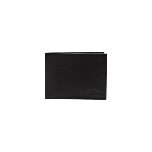 Wallet, Black - View 2 of  3 -