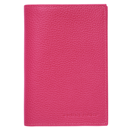 Passport cover, Pink/Silver - View 1 of 2 -