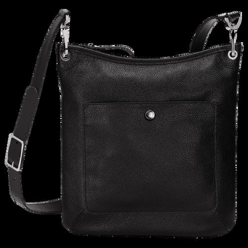 Crossbody bag Le Foulonné Black (10041021047) | Longchamp US