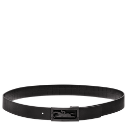 Men's belt, 001 Black, hi-res