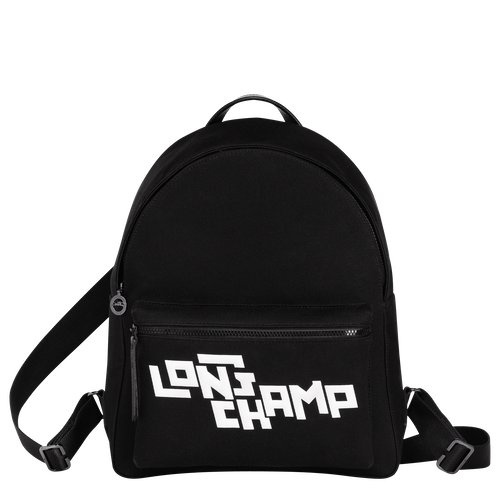 Backpack, Black/White, hi-res - View 1 of 3