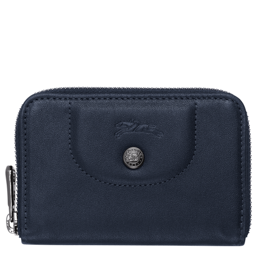 Coin purse, Navy, hi-res - View 1 of 2