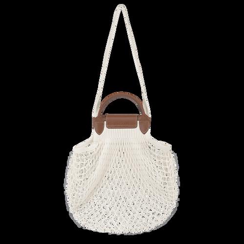 Top handle bag, Ecru - View 3 of 3 -