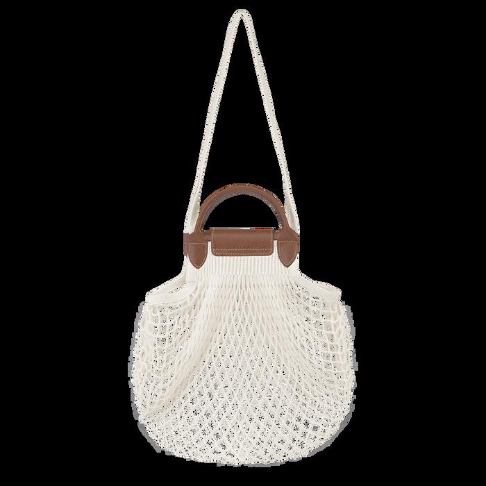 Top handle bag, Ecru - View 3 of 3 - zoom in