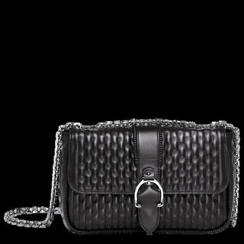 Crossbody bag M, Black/Ebony - View 1 of  3 -