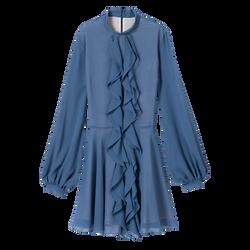 Dress, 127 Blue, hi-res