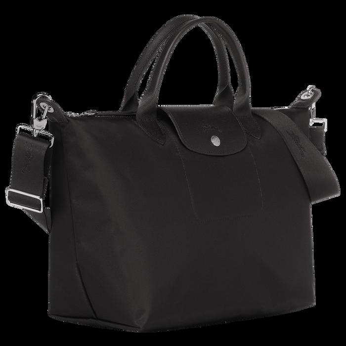 Le Pliage Néo Top handle bag M, Black