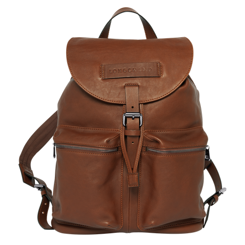 Backpack L, Cognac - View 1 of  3 -