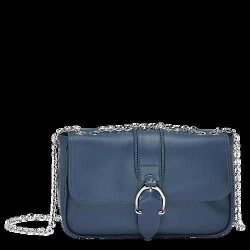 Shoulder Bag M, 729 Pilot blue, hi-res