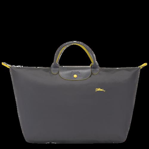 Travel bag L, Gun metal, hi-res - View 1 of 4