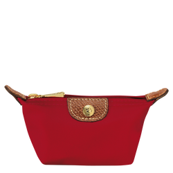 Porte-monnaie, Rouge