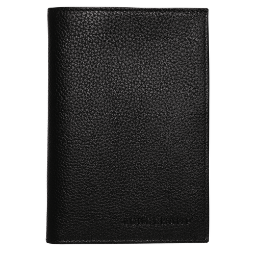 Passport cover, Black - View 1 of  2 -