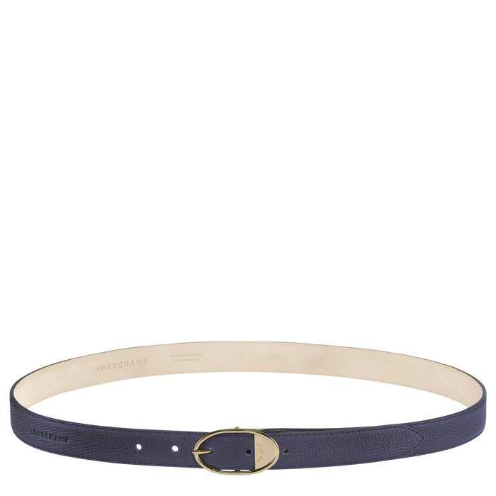Mailbox Ladies' belt, Navy