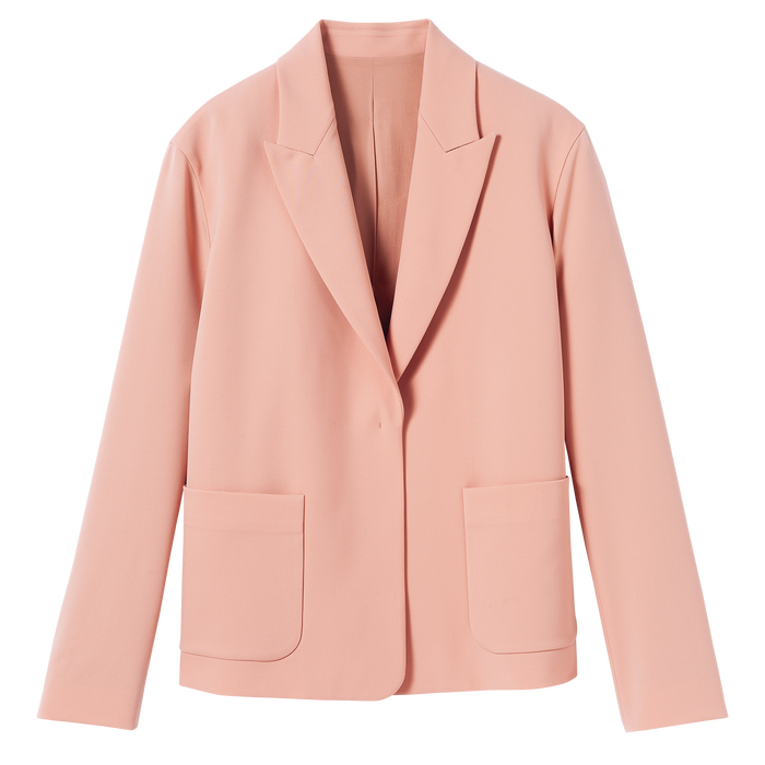 Fall-Winter 2021 Collection Jacket, Blush
