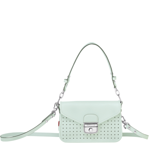 Crossbody bag, Celadon, hi-res - View 1 of 3