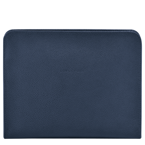 Le Foulonné Étui iPad®, Navy