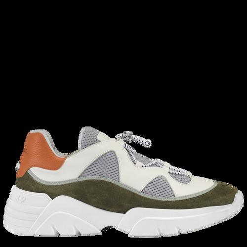 Colección otoño-invierno 2021 Zapatillas de deporte, Naranja