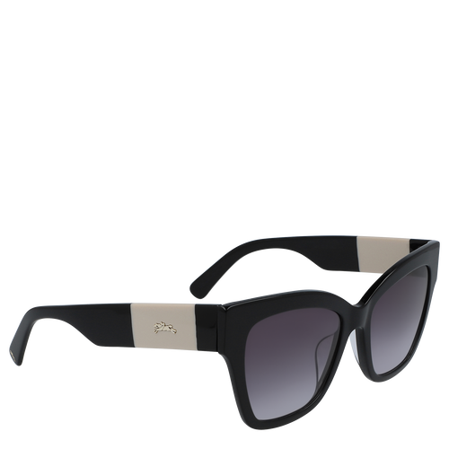 View 2 of Sunglasses, 001 Black, hi-res