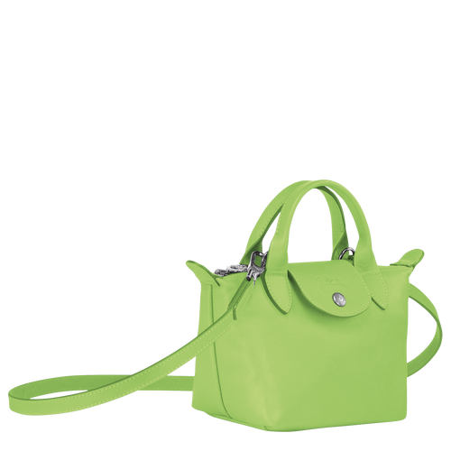 Top handle bag XS, Green - View 2 of  3 -