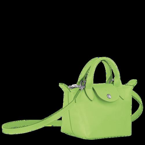 Bolso con asa superior XS, Verde - Vista 2 de 3 -