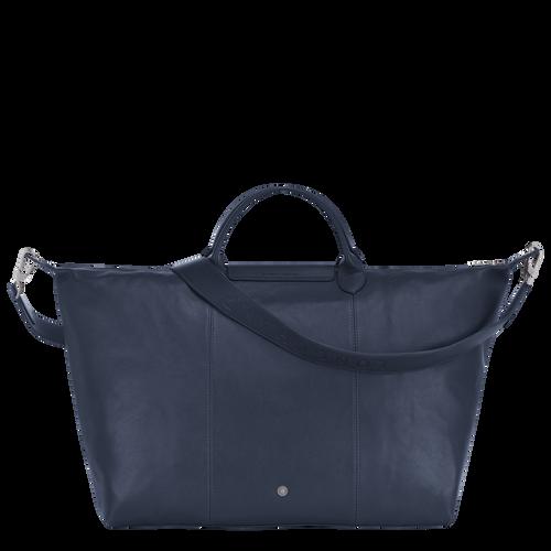 旅行袋 L, 海軍藍色, hi-res - View 3 of 3