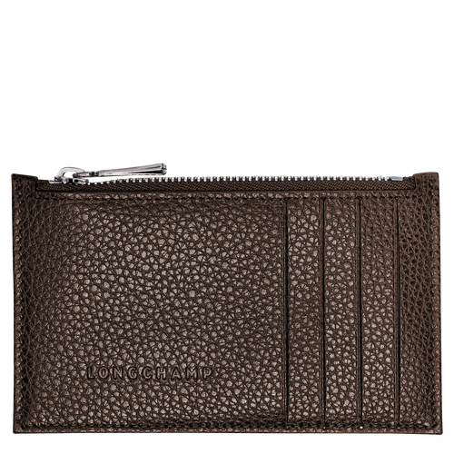 Coin purse, Mocha - View 1 of  2 -