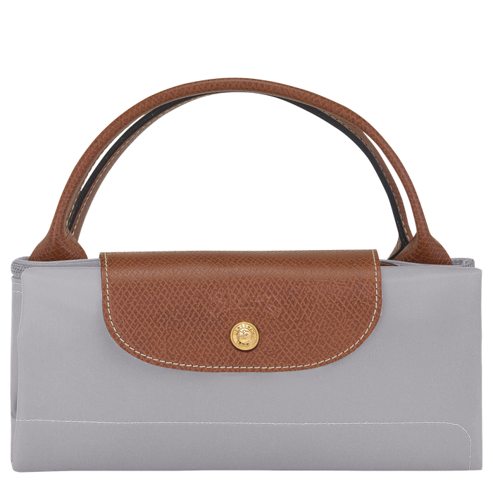 Le Pliage Travel bag L, Grey