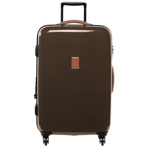 Suitcase, Brown, hi-res - View 1 of 3
