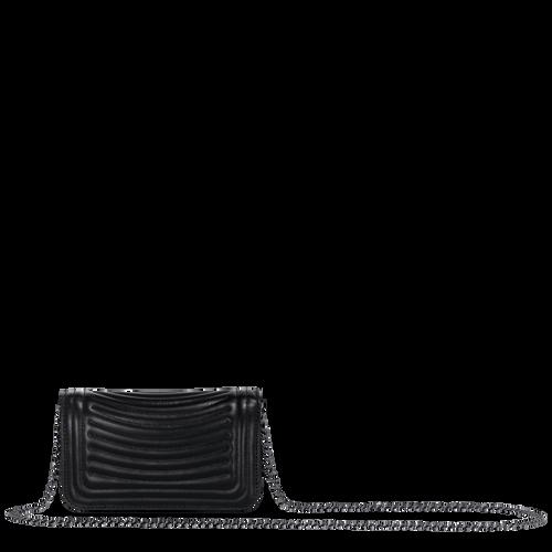 Vue 3 de Pochette chainette, Noir, hi-res