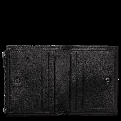 小型錢包, 黑色, hi-res - View 2 of 2