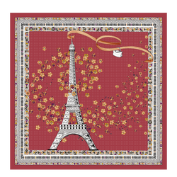 Silk Scarf, P16 Fig, hi-res