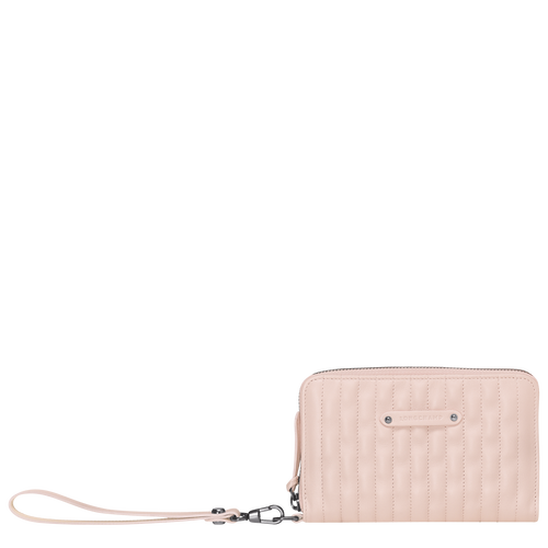 Compact wallet, Pale Pink, hi-res - View 1 of 2