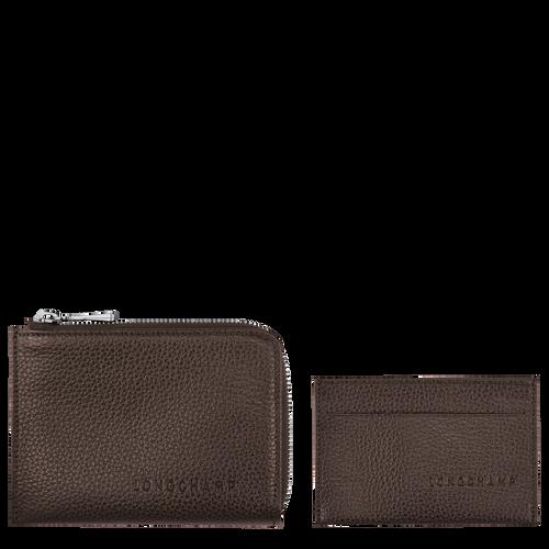 2-in-1 Wallet, Mocha - View 2 of 2 -