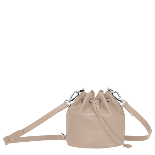 Bucket bag S, Beige - View 1 of  3 -