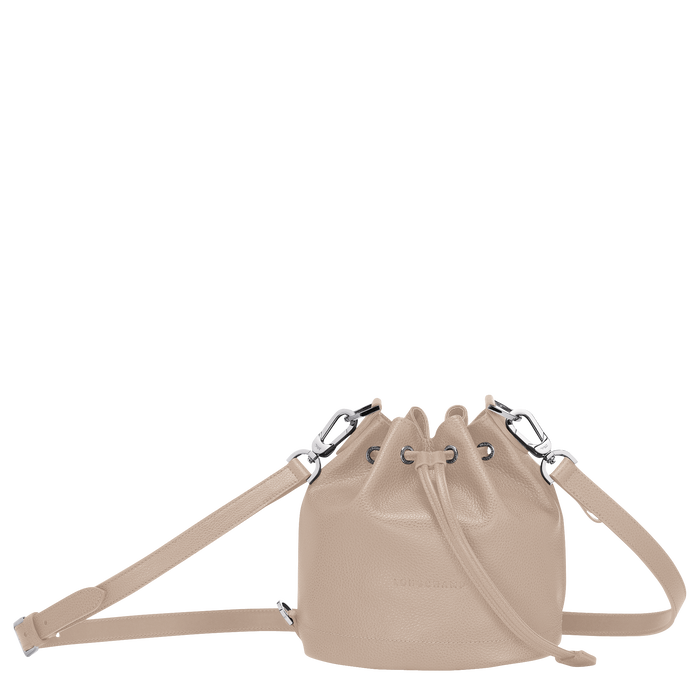 Bucket bag S, Beige - View 1 of  3 - zoom in