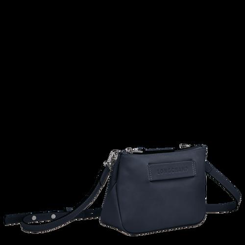 Sac porté travers Longchamp 3D Minuit (L2091772606) | Longchamp BE