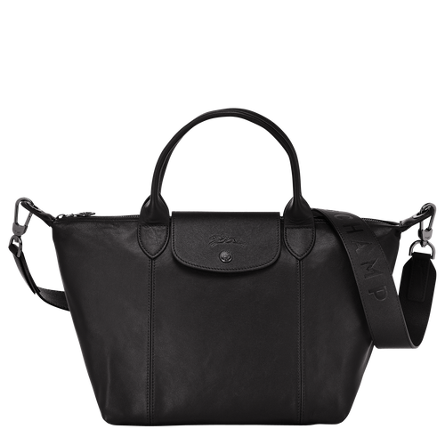 Top handle bag, Black, hi-res - View 1 of 4